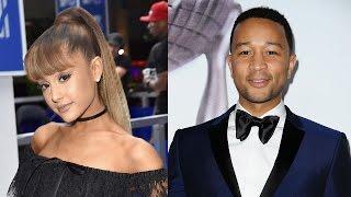 Ariana Grande & John Legend Duet