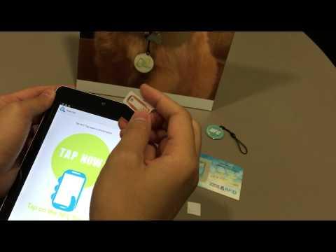 Tiny NFC Tag Challenge