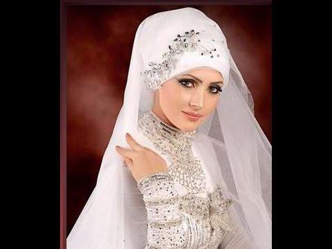 Wedding Dress Hijab Style