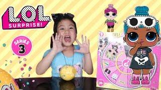 LOL Surprise Dolls SERIES 3 || Sleepover Club!!