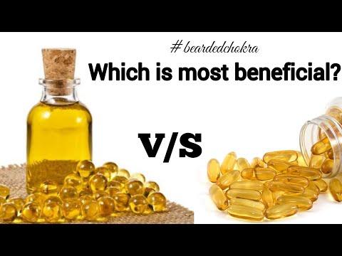 Fish Oil Vs Cod Liver Oil | Bearded Chokra