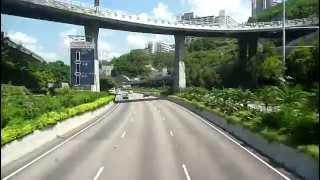 [Hong Kong Bus Ride] 九巴 S3V22 @ 66 深水埗(欽州街) - 屯門(大興邨) [全程行車影片]