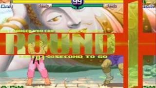 Street Fighter Alpha 3 - Special Intros