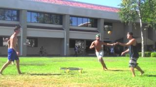 Spikeball: How To Play