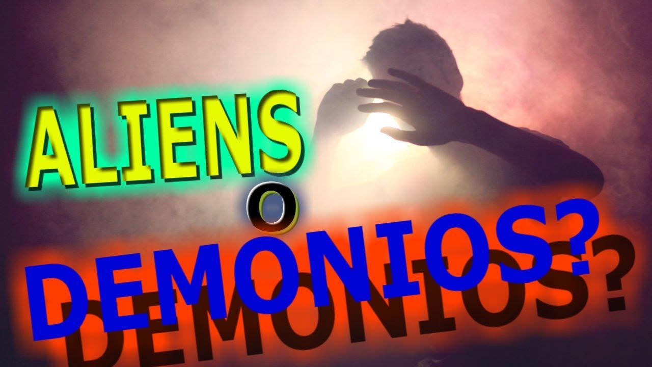 Resultado de imagen para extraterrestres son demonios