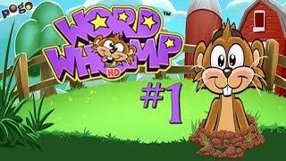 Pogo Games ~ Word Whomp HD #1