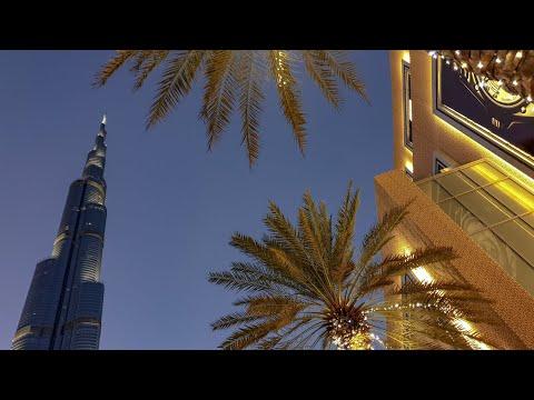 Dubai, United Arab Emirates 4K Film