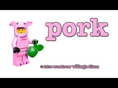 Pork: The Movie (Lego stop-motion animation / brickfilm / brick film) comedy