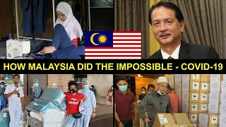 🇲🇾 How Malaysia Did The Impossible - Covid-19 🇲🇾