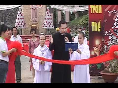 Khánh Thành & Làm Phép Cầu Nhà Thờ Ba Giồng