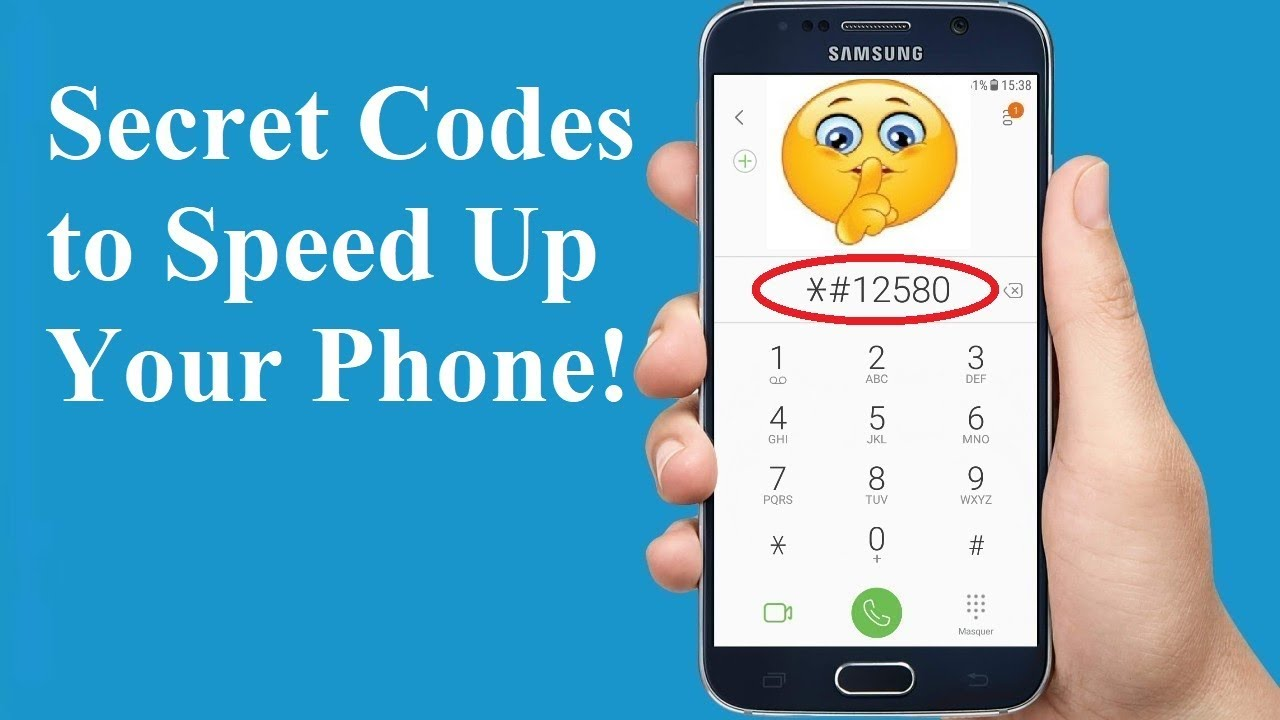 Samsung Secret Codes to Speed Up Your Phone