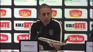 Abdullah Avcı'nın Konyaspor maçı sonrası açıklamaları