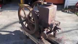 2 1/2 hp Foos Type J