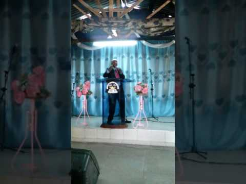 congolese church in kenya Bishop Dido Ndai 3