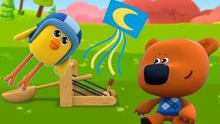Мимимишки ВОЗДУШНЫЙ ЗМЕЙ На Дереве Развивающие Игра и Мультик для детей Детский Уголок Kids'Corner