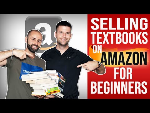 How to Make Money Selling Textbooks on Amazon for Beginners