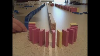 Old School Domino part 16 - BC's once more