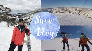 SNOW VLOG! Travel and Lifestyle | JESS MAY FITNESS