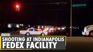 News Alert: 19-year-old Gunman Killed 8 Workers At A FedEx Facility | Indianapolis Shooting | WION