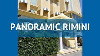 PANORAMIC RIMINI 3* Италия Римини обзор – отель ПАНОРАМИК РИМИНИ 3* Римини видео обзор