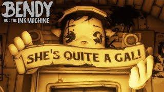 ГАЛЬКИНЫ ЗАДАНИЯ ► Bendy and the Ink Machine: Chapter Three #2
