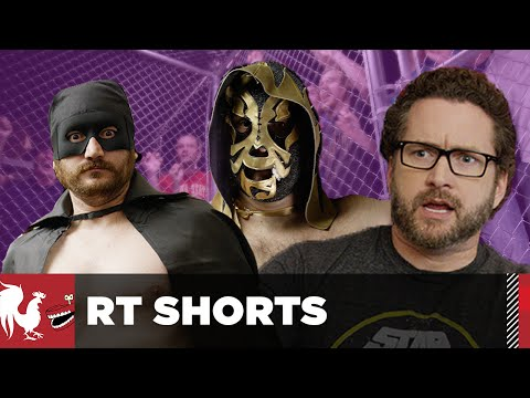 Office Luchadores - RT Shorts 4K