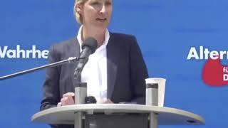 Alice Weidel spricht Klartext!