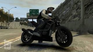 GTA IV — Motorcycle Stunts.