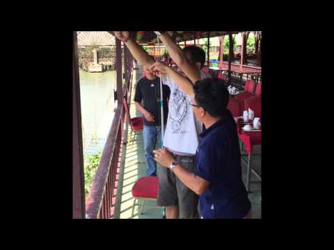 Catching Basa Catfish Saigon