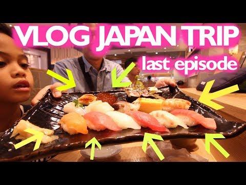 Wisata seru ke Jepang  Part 6: SUSHI & MOUNT FUJI  TheRempongs