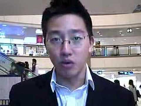 Phoebus' Interview @ Harbour City