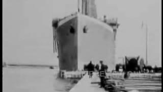 Титаник видео  1912
