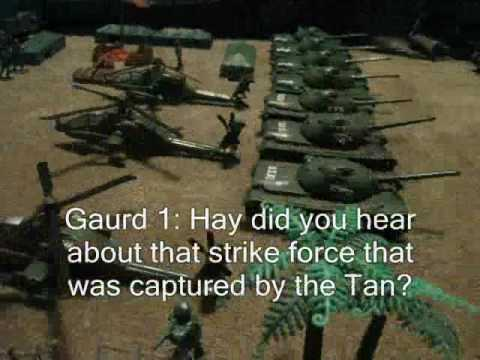 Plastic Army Men Room Wars Episode 2 Youtube