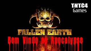 Fallen Earth gameplay free2play