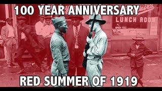 Tariq Nasheed: 100 Year Anniversary of the Red Summer of 1919