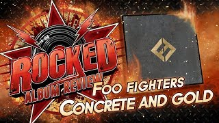 Baixar Foo Fighters – Concrete and Gold | Album Review | Rocked