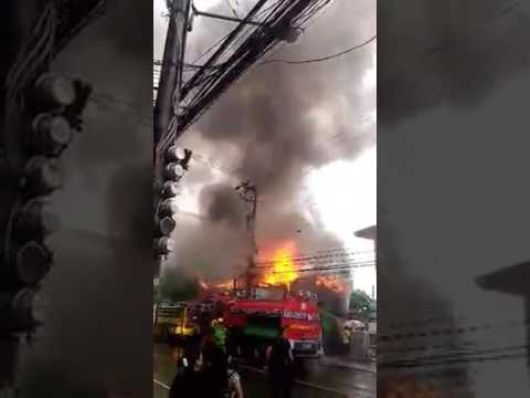WATCH: Fire Alert Brgy. Guadalupe - 4/4/2017
