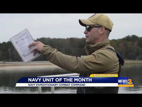 Navy Unit Of The Month: Seabees (3)