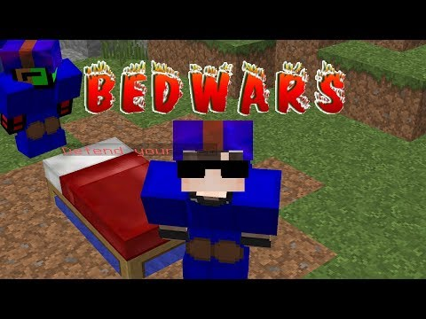 Minecraft - Bedwars #3 | I'm not a hacker T_T