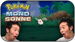 SHINY WOMMEL / CUTIEFLY AFTER 93 SOS ENCOUNTER REACTION - Pokémon Sonne & Mond