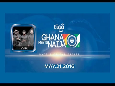 VVIP - FULL LIVE PERFORMANCE AT TIGO GHANA MEETS NAIJA
