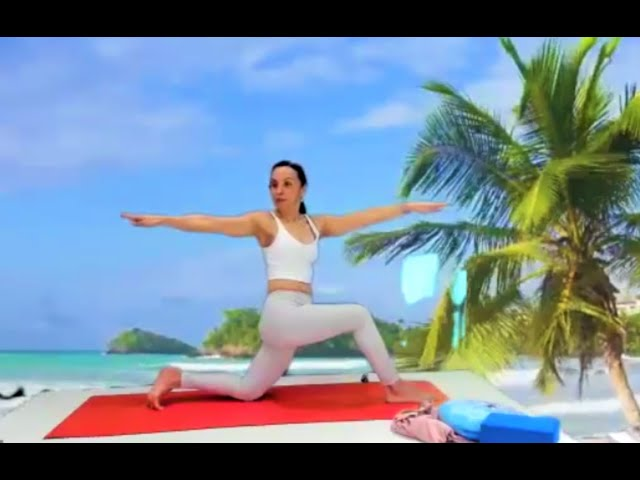 Let it be - Hatha Yoga Practice