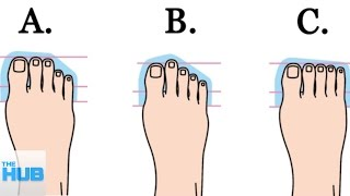 10 Odd Things Your Body Parts Reveal About You!