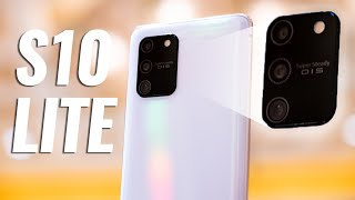 Samsung Galaxy S10 Lite and Note 10 Lite hands on: Why are these specs so good??