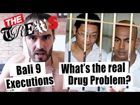 Bali 9 Executions: What's The Real Drug Problem? Russell Brand The Trews (E297)