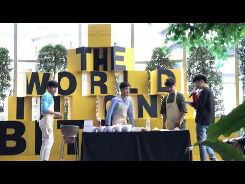180813 TayNew - The World in One Bite  Central Embassy Part 4