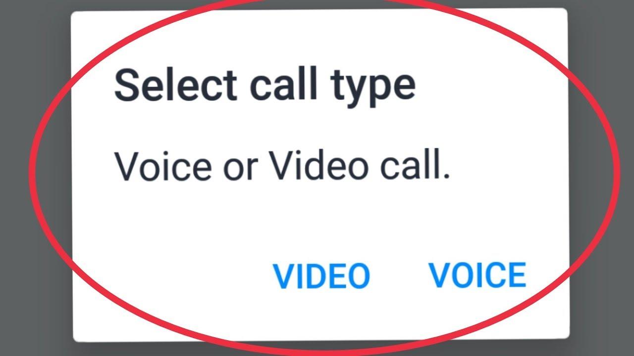Line Video Call Problem