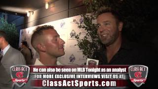 Kevin Millar All Star Weekend Interview w/ Jared Ginsberg of Class Act Sports (July 2013)
