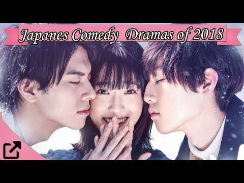 Top 25 Japanese Comedy Dramas Of 2018