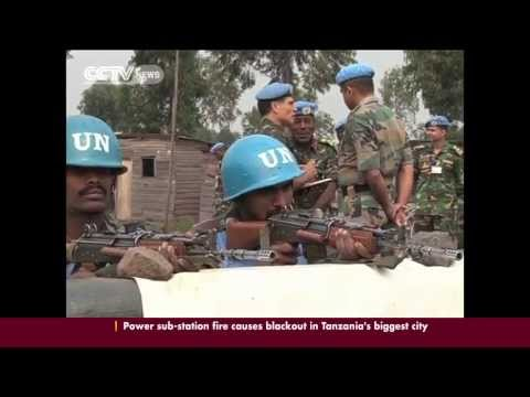 Unrest in DRC forces UN to shell M23 rebels